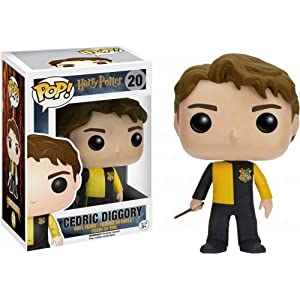 Funko Pop Cedric Diggory Torneo 3 Magos (Harry Potter 20) Funko Pop Harry Potter