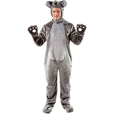 Para hombre disfraz de carnaval revestimiento de Koala