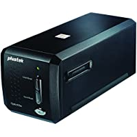 Plustek Optic Film Of8200I AI Scanner, Nero/Antracite