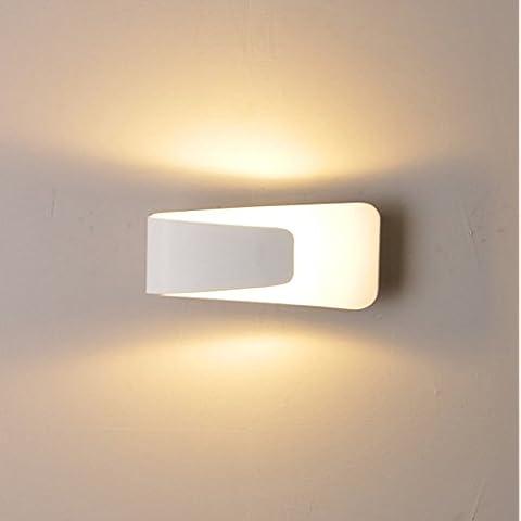 FEI&S moderno dormitorio ?Cabecera de pared de Luz Lámpara de pared para decoración Candelabro de Pared apliques?#4,con el mejor servicio