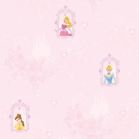 Graham & Brown Paper Princess Fairytale Dream Kids @ Home wallpaper IV 71699 Fleece Wallpaper