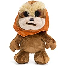 1400709 Star Wars - Ewok en Steam Velboa felpa, 45 cm