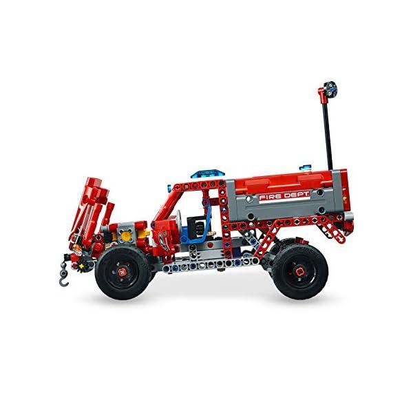 LEGO- Technic Unità di Primo Soccorso, Multicolore, 42075 4 spesavip