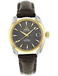 Omega Aqua Terra 231.23.39.21.06.002 Steel & Gold Automatic Men's Watch