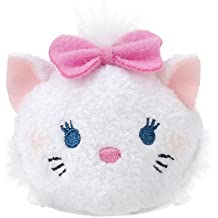 "New Disney Store Mini 3.5"" (S) Tsum Tsum Marie Plush Doll (Aristocats) by Disney"