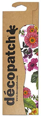 Decopatch - Papel Estampado para forrar (3 Unidades), diseño de Flores