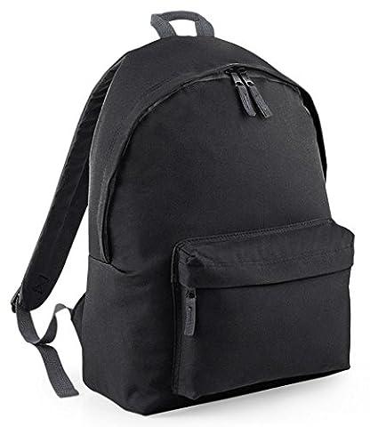 Fashion Backpack Black [Apparel]
