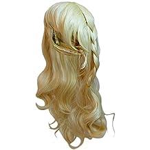 Katara - Parrucca di Elsa di Frozen