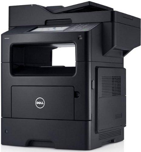 ultifunktionladegerät (Scanner, Kopierer, Fax, Drucker, USB 2.0) schwarz ()