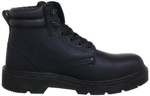 Saftey Jogger X1100N, Chaussures de sécurité mixte adulte Noir-TR-SW554