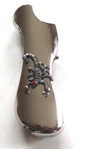 BIC Scorpion Solid Feuerzeug Sleeve Fall Rare (Bic Feuerzeug Sport)