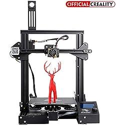 Impresora 3D Ender 3 Pro, Creality Ender 3 con enchufe estándar europeo