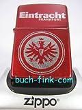 Zippo Feuerzeug Eintracht Frankfurt Candy apple red
