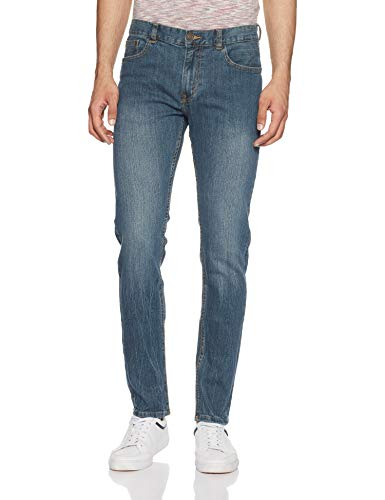 Newport Men's Slim Fit Jeans (275908878_Blue-MS_34)