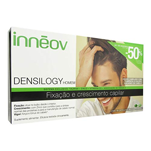 Inneov Densilogy Alpha - Suplemento para cabello,