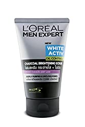 LOreal Paris Men Expert Charcoal White Activ Oil Control, 100ml