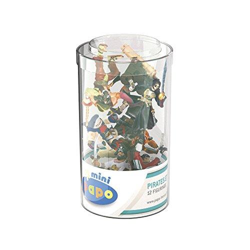 Papo - 33017 - Figurine - Mini Tub's Pirates Et Corsaires
