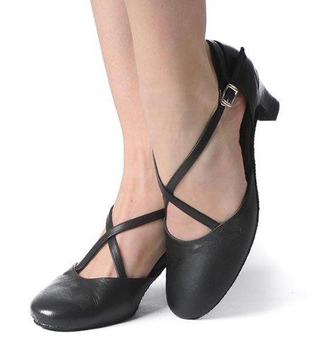 Rumpf Tanzschuhe 2020 Broadway 5,0 cm Absatz schwarz,Schwarz,40 - 3