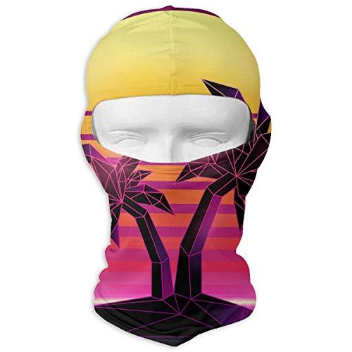 Aeykis Máscara de pañuelo de Cara sin Costuras