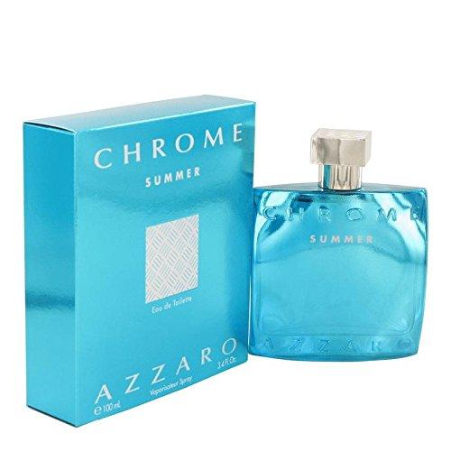 Azzaro pour homme - Eau de toilette Chrome Summer - 100 ml