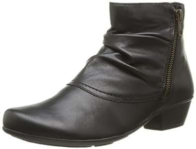 Remonte D7382 01, Bottes femme - Noir, 37 EU (4 UK) (6 US)
