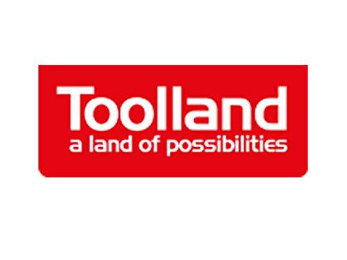 Toolland TC78070 Elektroheizer Heizlüfter Bau heizer Bauheizer, IPX4, 3300W - 3