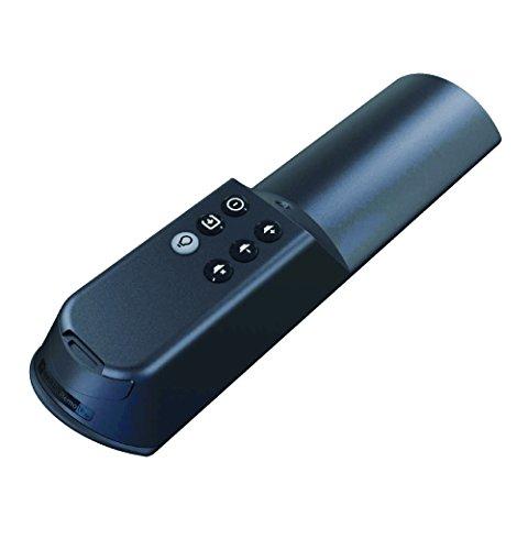 Mission Cables MC24B - Aufsatz für die Fire TV- und Fire TV Stick-Alexa-Sprachfernbedienung (nur 2017 Modelle) zur Steuerung des Fernsehers direkt von der Fire TV-Alexa-Sprachfernbedienung (Kindle Hdmi 6 Kabel Für Fire)