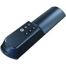 Mission Cables MC24B - Aufsatz für die Fire TV- und Fire TV Stick-Alexa-Sprachfernbedienung (nur 2017 Modelle) zur Steuerung des Fernsehers direkt von der Fire TV-Alexa-Sprachfernbedienung