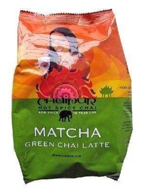 CHAIPUR Matcha Green Chai Latte 4 x 500g