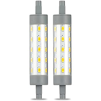 KINGSO 2 Pack R7s Lámpara LED 10W 1000LM 118mm Regulable Luz ...
