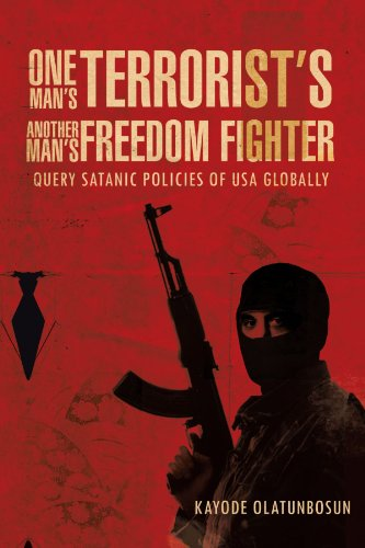 One Man's Terrorist's Another Man's Freedom Fighter Cover Image