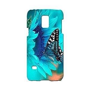 BLUEDIO Designer Printed Back case cover for Samsung Galaxy S5 - G5196
