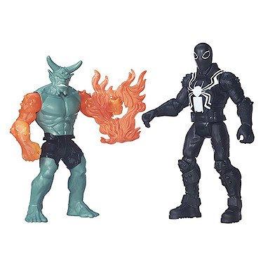 Marvel-Ultimate-Spider-Man-Sinister-6-Two-Figure-Battle-Pack-Agent-Venom-vs-Green-Goblin