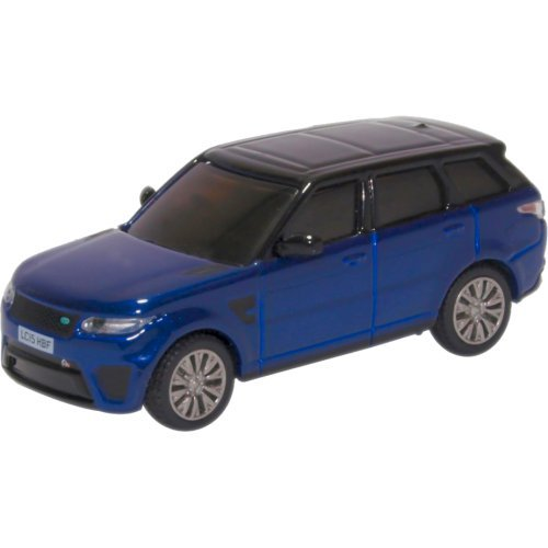 Range Rover Sport SVR - Setoril Blue (Oxford Sport)