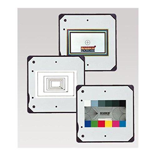 Kaiser Fototechnik 5969–Set von Dias-Test