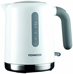 kenwood jkp350 bouilloire 1 l blanc cuisine maison. Black Bedroom Furniture Sets. Home Design Ideas