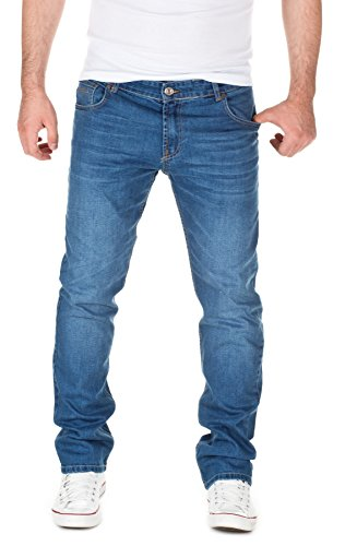 WOTEGA Jeans Travis, slim fit, uomo, blue indigo (3928), W31/L30