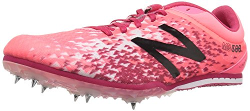 New Balance, Damen Leichtathletikschuhe, Pink, 39 EU (6 UK)