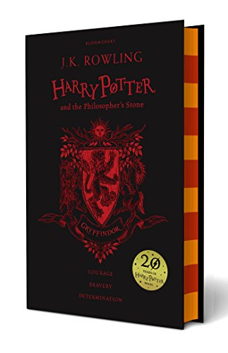Image of Harry Potter and the Philosopher's Stone - Gryffindor Edition