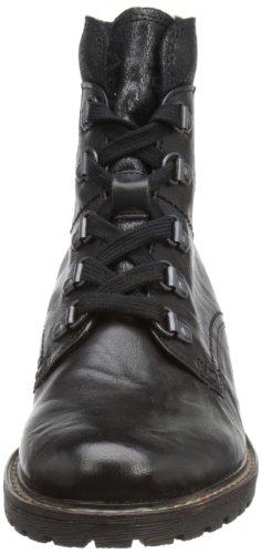 Gabor Shoes Gabor Comfort 76.095.17, Stivale Donna Nero (Schwarz (schwarz (Webl.)))