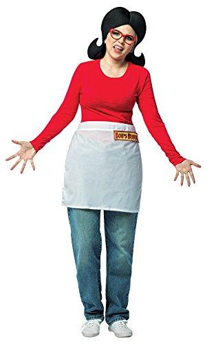 Bob's Burgers - Linda Adult (Linda Und Bob Kostüm)