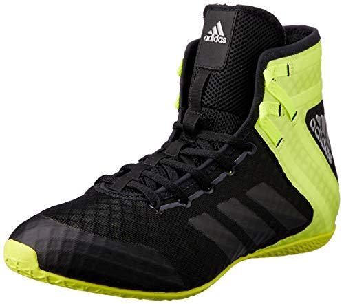 adidas Speedex 16.1, Scarpe da Boxe Uomo, Nero (Schwarz Cblack/Ngtmet/Silvmt), 44 2/3 EU
