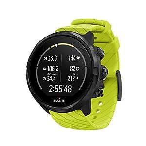 Suunto 9 Multisport GPS Watch, Unisex, Lime, Talla Única