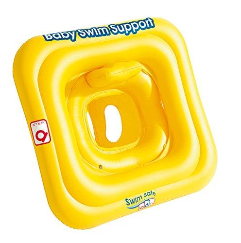 Bestway - A0603726 - Jeu de Plein Air - Bouée siège gonflable pour bébé 69 x 69 cm