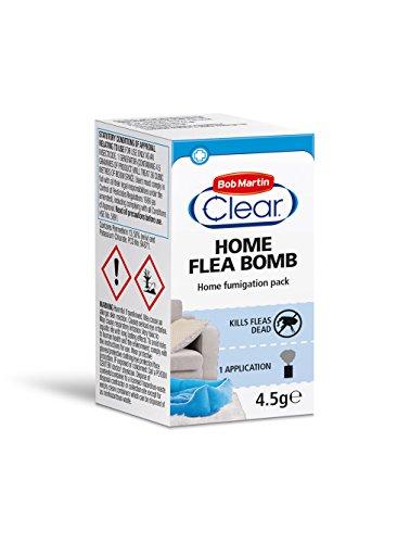 Artikelbild: Bob Martin Flea Bombs Kills Home Dog Fleas