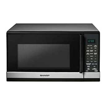 sharp r640in micro ondes grill 20l 800w gros lectrom nager. Black Bedroom Furniture Sets. Home Design Ideas