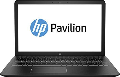"HP Pavilion Power 15-cb031nl Notebook PC, i7-7700HQ, RAM 16 GB, SATA 1TB 7200RPM, 256GB SDD, Nvidia GeForce GTX 1050 4GB, Schermo 15"" FHD IPS, Nero Ombra [Layout Italiano]"