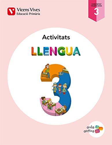 Llengua 3 Valencia Act (aula Activa) - 9788468220932