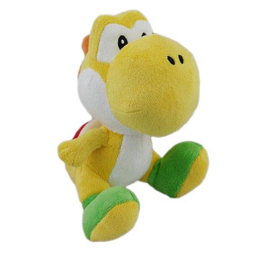 Little Buddy Toys Super Mario Bros-Plüsch Yello (Super Mario Bros Plüsch-wii)