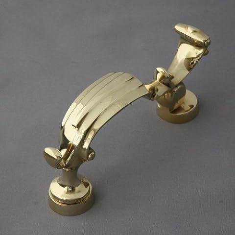 Victorian Brass Doctors Door Knocker